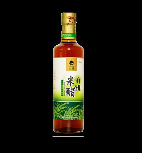 青花有机米醋